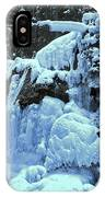 Adam Jewell Hiking In Maligne Canyon IPhone Case