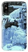 Adam Jewell Hiking In Maligne Canyon IPhone Case