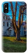 Adams National Historical Site IPhone Case