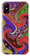 Added Colors IPhone Case