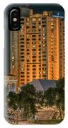 Adelaide Riverfront IPhone Case