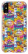 Adinkra Quilt 1 IPhone Case
