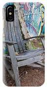 Adirondack Chair ? IPhone Case