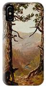 Adirondack Landscape IPhone Case
