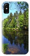 Adirondack Waters IPhone Case