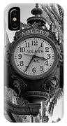Adler's Time  IPhone Case