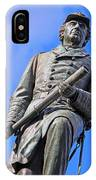 Admiral David Farragut In Farragut Square IPhone Case