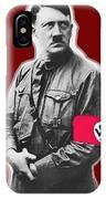 Adolf Hitler Crossed Hands Circa 1934-2015 IPhone Case
