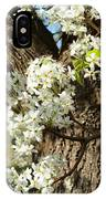 Adorned With Beauty IPhone Case