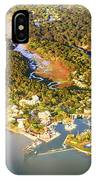 Aerial View Of Hilton Head Sc IPhone Case