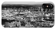 Aerial View Of London 6 IPhone X Case
