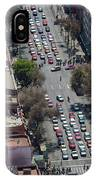 Aerial View Of Mexico Cityscape IPhone Case
