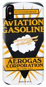 Aerogas Green Pump IPhone Case