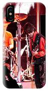 Aerosmith-joe Perry-00163 IPhone Case