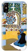 Afghan Mosque IPhone Case