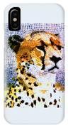 African Cheetah IPhone Case