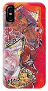 African Crown IPhone Case