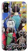 African Dolls IPhone Case