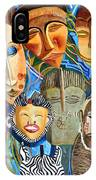 African Eclectic IPhone Case