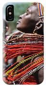 African Rhythm IPhone Case