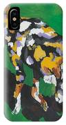 African Wild Dog IPhone Case