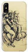 After Leonardo Da Vinci  IPhone Case