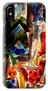 Afternoon 82715 IPhone Case
