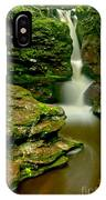 Afternoon At Adams Falls IPhone Case