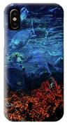 Afternoon On The Reef IPhone Case