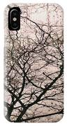 Afternoon Rain IPhone Case
