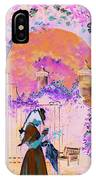 Afternoon Stroll IPhone Case