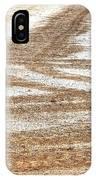 Ag Brushstrokes Sq IPhone Case