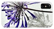 Agapanthus IPhone Case