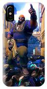 Agents Of Mayhem IPhone Case