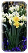 Aggie's Garden IPhone Case