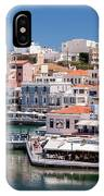 Agios Nikolaos Lagoon Entrance IPhone Case