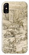 Agony In The Garden IPhone Case