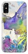 Agua Amarga Fantasy 02 IPhone Case