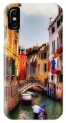 Ahh Venezia IPhone Case