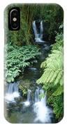 Akaka Falls Stream IPhone Case