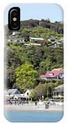 Akaroa Resort Town IPhone Case