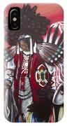 Akwesasne Mohawk IPhone Case