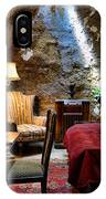 Al Capone's Cell - Scarface - Eastern State Penitentiary IPhone Case