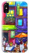 Al Fresco IPhone Case