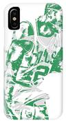 Al Horford Boston Celtics Pixel Art 5 IPhone Case