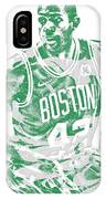 Al Horford Boston Celtics Pixel Art 6 IPhone Case