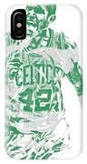 Al Horford Boston Celtics Pixel Art 7 IPhone Case