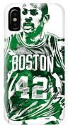 Al Horford Boston Celtics Pixel Art IPhone Case