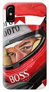 Al Unser IPhone Case