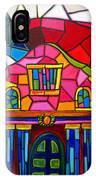 Alamo Mosaic Two IPhone Case